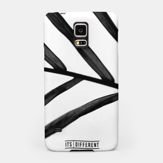 Thumbnail image of Black & White Plant Samsung Case, Live Heroes
