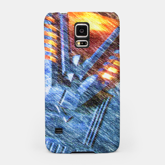 Thumbnail image of Chevron Samsung Case, Live Heroes