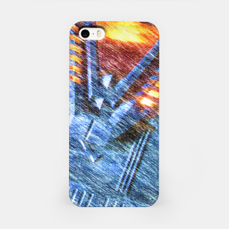 Thumbnail image of Chevron iPhone Case, Live Heroes