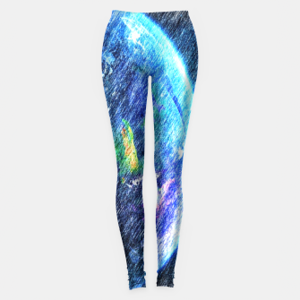 Thumbnail image of Far out there  Leggings, Live Heroes