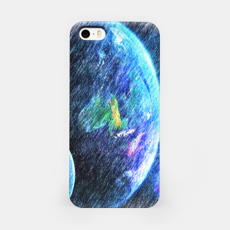 Thumbnail image of Far out there  iPhone Case, Live Heroes
