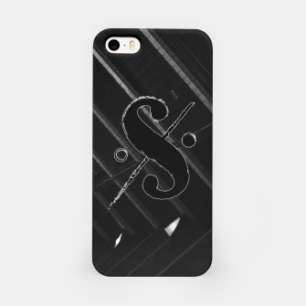 Thumbnail image of Abstract Structure iPhone Case, Live Heroes