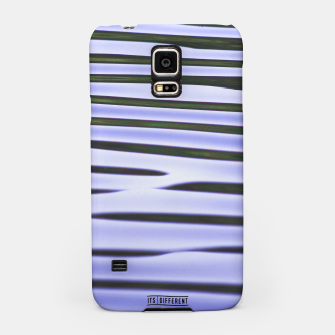 Thumbnail image of Purple Stripes Samsung Case, Live Heroes