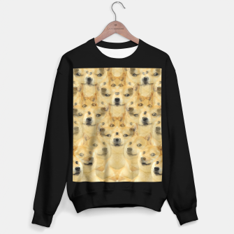 Thumbnail image of Doge Fox Sweater regular, Live Heroes