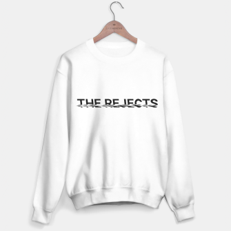 Miniatur The Rejects (Black Font) Sweater, Live Heroes