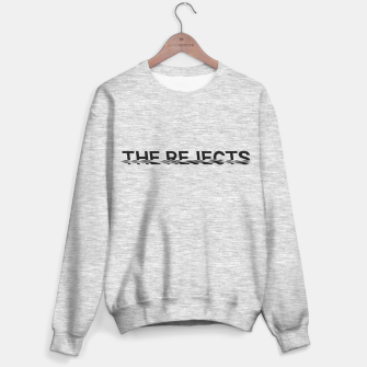 Thumbnail image of The Rejects (Black Font) Sweater regular, Live Heroes