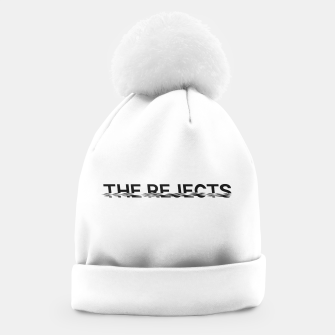 Miniatur The Rejects (Black Font) Beanie, Live Heroes