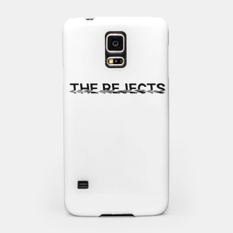 Thumbnail image of The Rejects (Black Font) Samsung Case, Live Heroes