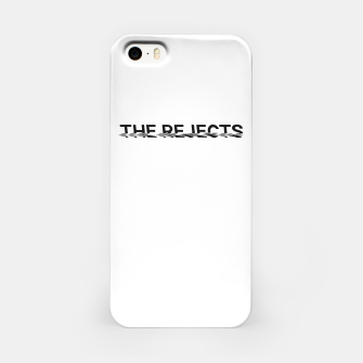 Thumbnail image of The Rejects (Black Font) iPhone Case, Live Heroes