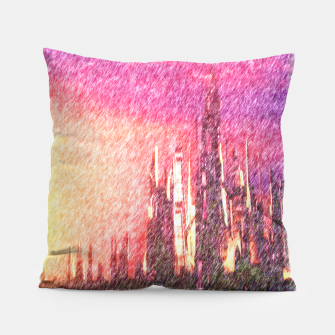 Thumbnail image of Alteran sunset Pillow, Live Heroes