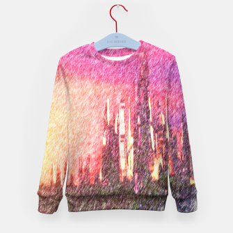 Thumbnail image of Alteran sunset Kid's sweater, Live Heroes