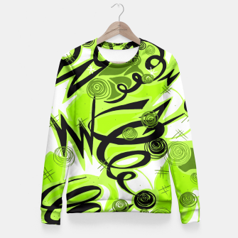 Thumbnail image of Envy  Fitted Waist Sweater, Live Heroes