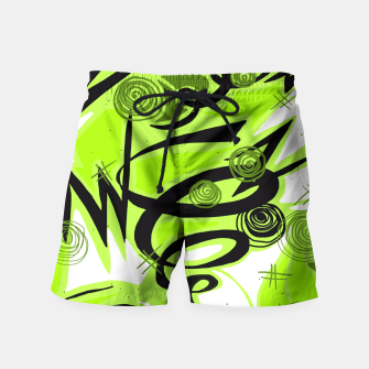 Thumbnail image of Envy  Swim Shorts, Live Heroes