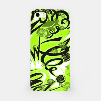 Thumbnail image of Envy  iPhone Case, Live Heroes