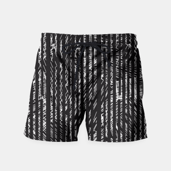 Thumbnail image of Ouch Part 2. Swim Shorts, Live Heroes