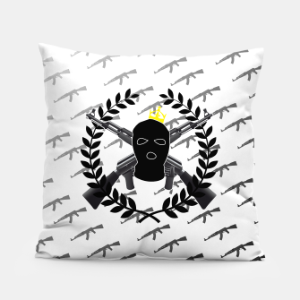 Thumbnail image of WARR10R ☠ (Pillow), Live Heroes