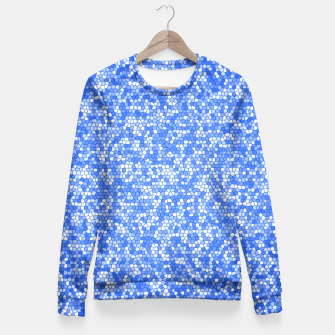 Thumbnail image of It's Tiny  Fitted Waist Sweater, Live Heroes