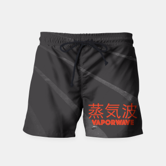 Thumbnail image of Vaporware Official Swim Shorts, Live Heroes