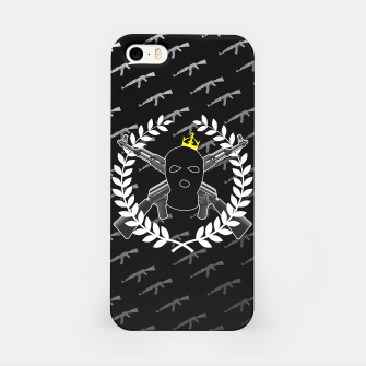 Thumbnail image of WARR10R ☠ BLACK (iPhone Case), Live Heroes