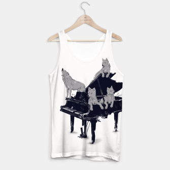Thumbnail image of Wolf Gang Tank Top, Live Heroes
