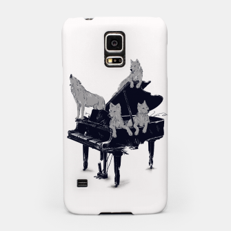 Wolf Gang Samsung Case miniature
