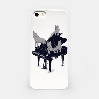 Thumbnail image of Wolf Gang iPhone Case, Live Heroes