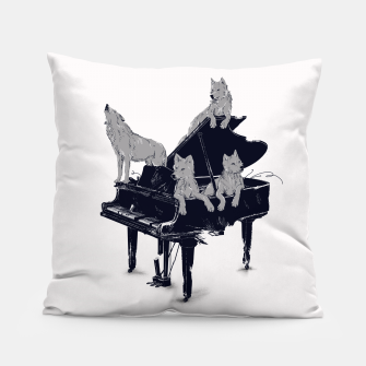 Thumbnail image of Wolf Gang Pillow, Live Heroes