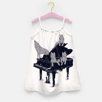 Wolf Gang Girl's Dress miniature