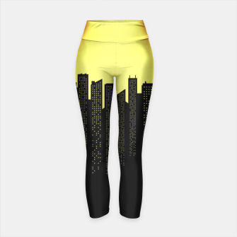 Imagen en miniatura de Bright Light Big City Yoga Pants, Live Heroes