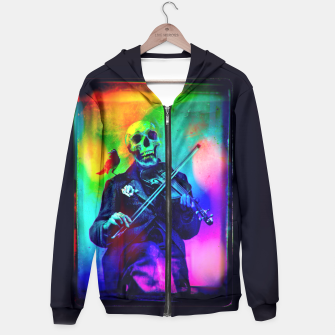 Miniature de image de I Play, You Dance Hoodie, Live Heroes