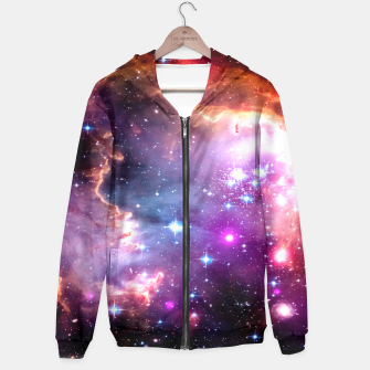 Miniatur Deep Space Dream Hoodie, Live Heroes