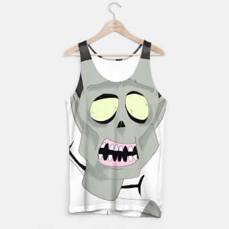 Thumbnail image of Frankie's Back! Tank Top, Live Heroes