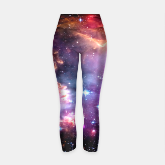 Imagen en miniatura de Deep Space Dream Yoga Pants, Live Heroes