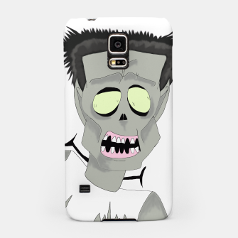 Thumbnail image of Frankie's Back! Samsung Case, Live Heroes