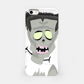 Thumbnail image of Frankie's Back! iPhone Case, Live Heroes