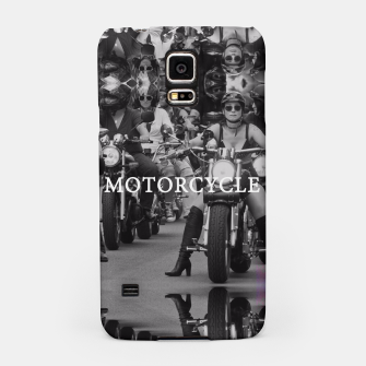 Thumbnail image of Motorcycle Samsung Case, Live Heroes