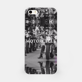 Thumbnail image of Motorcycle iPhone Case, Live Heroes