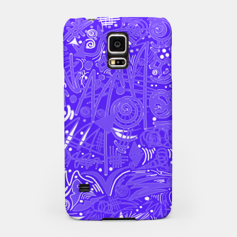 Thumbnail image of Painted Chalk! Samsung Case, Live Heroes