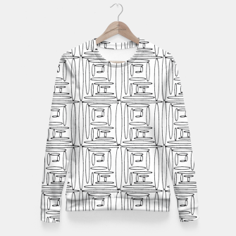 Thumbnail image of ChopSticks Fitted Waist Sweater, Live Heroes