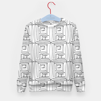 Thumbnail image of ChopSticks Kid's Sweater, Live Heroes