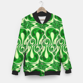Thumbnail image of Pucci Vines Baseball Jacket, Live Heroes