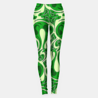 Thumbnail image of Pucci Vines Leggings, Live Heroes