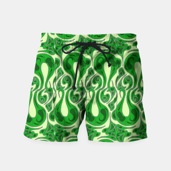 Thumbnail image of Pucci Vines Swim Shorts, Live Heroes