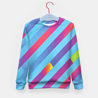 Thumbnail image of Pattern 1  Kid's Sweater, Live Heroes