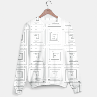 Thumbnail image of Egyptian Print Sweater, Live Heroes