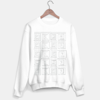 Thumbnail image of Egyptian Print Sweater regular, Live Heroes