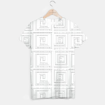 Thumbnail image of Egyptian Print T-shirt, Live Heroes