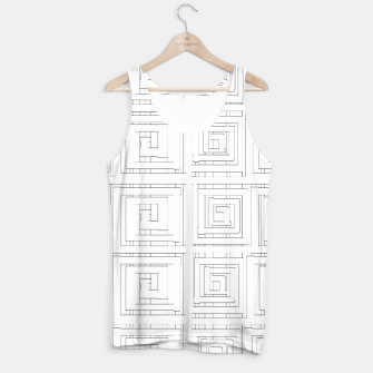 Thumbnail image of Egyptian Print Tank Top, Live Heroes