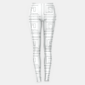Thumbnail image of Egyptian Print Leggings, Live Heroes