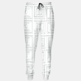 Thumbnail image of Egyptian Print Sweatpants, Live Heroes